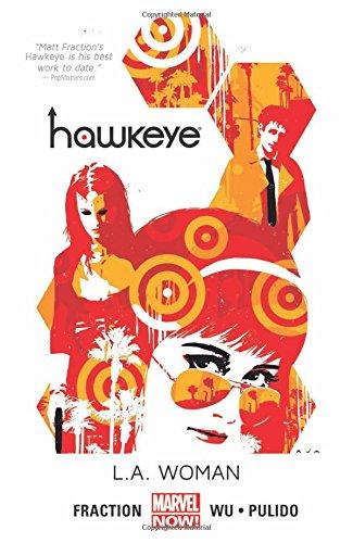 hawkeye vol 3